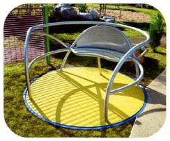 Wheelchair Accessible Roundabout A