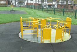 Wheelchair Accessible Roundabout B