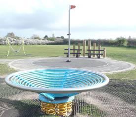 dish roundabout